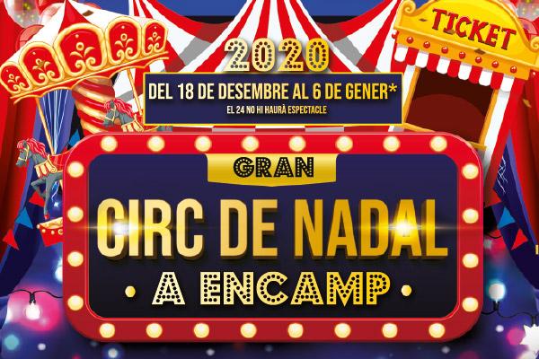 circo navidad encamp 2020
