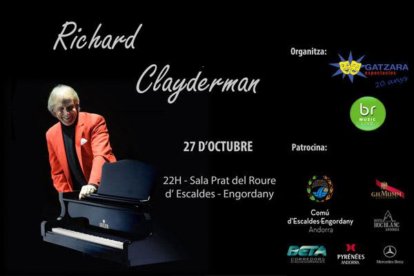 Richard Clayderman andorra